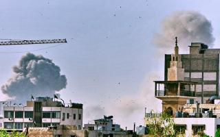 Страшный теракт в Дамаске. Жертвы невозможно подсчитать