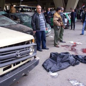 Новый теракт в Дамаске унес десятки жизней