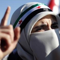 Сирия: декорации протеста