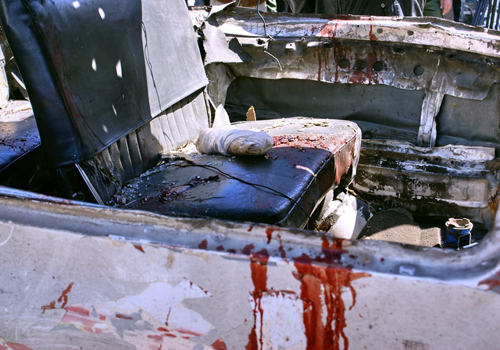 Дамаск залили кровью невинных