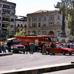 В центре сирийской столицы произошел теракт