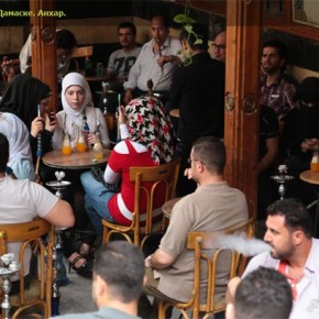 Первый день в Дамаске. Анхар.