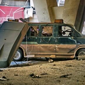 На месте двух кровавых терактов в Дамаске прогремел взрыв
