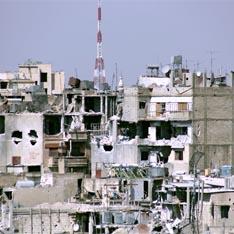 Хомс: бандитские гнезда и живые щиты из людей