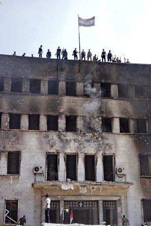 Дамаск: жизнь после ада
