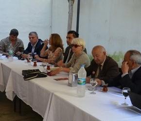 Barış Heyeti Antakya'daki ziyaretlerine devam ediyor