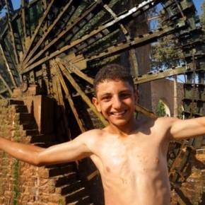 Сирийские будни Анхар Кочневой - фоторепортаж
