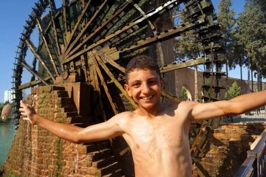 Сирийские будни Анхар Кочневой — фоторепортаж