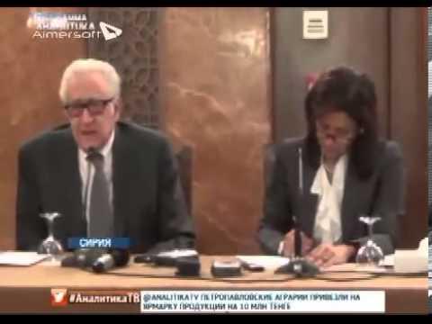 Первый канал Евразия. Программа «Аналитика» (выпуск от 03.11.2013)