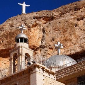 В Сирии освободили от боевиков одну из главных достопримечательностей – городок Маалюлю