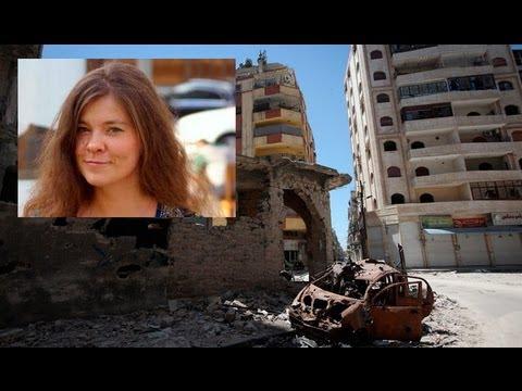 Сирийские боевики похитили российскую журналистку