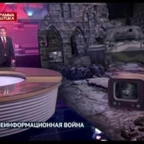 """Первый канал Евразия. Программа """"Аналитика"""" (выпуск от 19.10.2014)"""