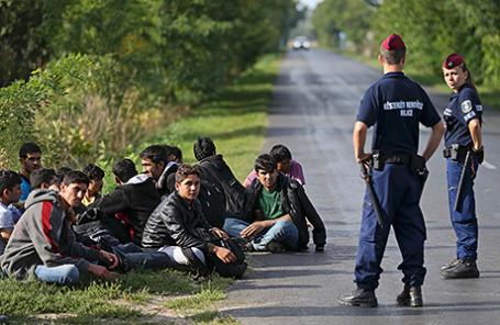Волны беженцев Европа боится зря