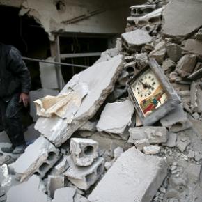 Франция призвала РФ «прекратить удары по мирным сирийцам»
