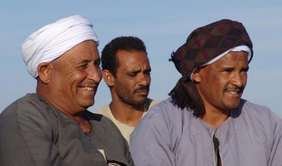 Египет делает ставку на немецких нудистов?