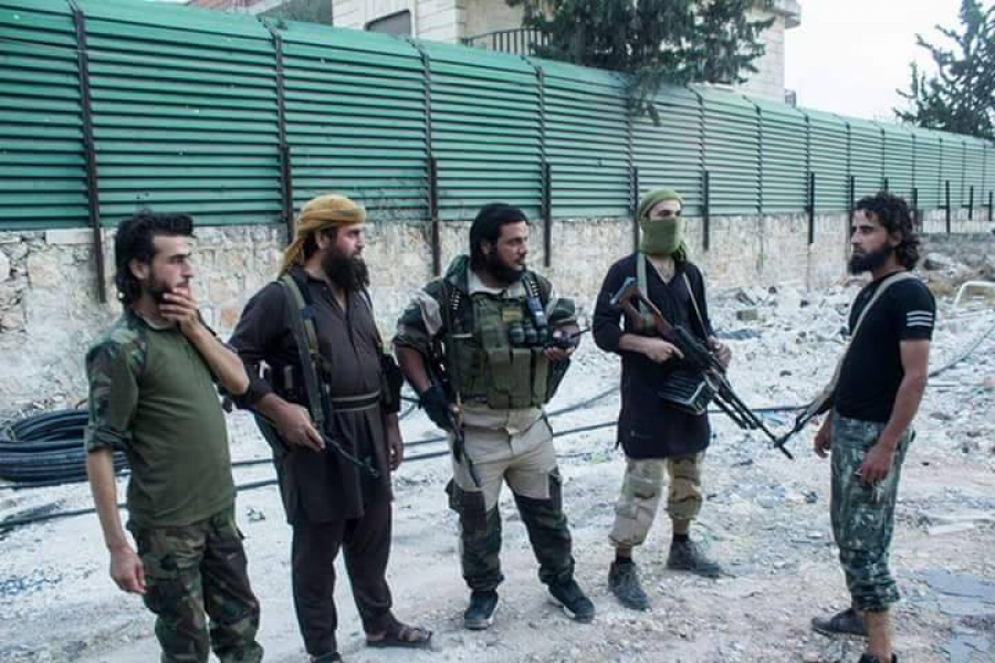 Сирийская армия ликвидировала каннибала Абу-Саккара