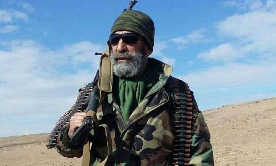 О герое Сирии генерале Исаме Захр эд-Дине