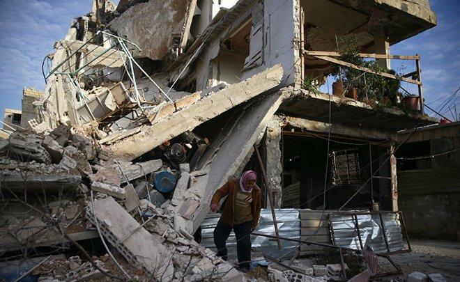 Анхар Кочнева: «Сегодня на Дамаск и пригороды падает от 50 до 100 снарядов ежедневно»