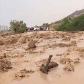 «Бичом засушливого Ближнего Востока являются наводнения и сели»