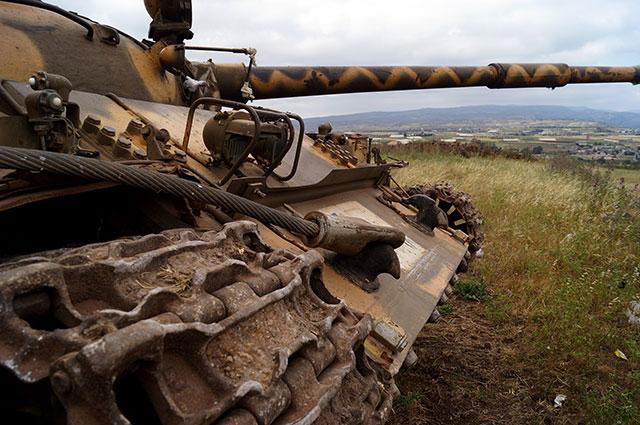 Тропа боевиков. Специальный репортаж с сирийской границы