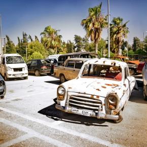 Экскурсия на кладбище расстрелянных автомобилей