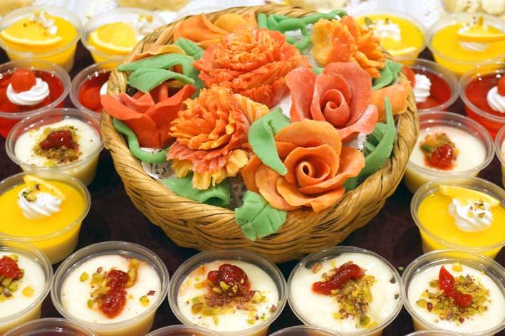 Семинар для сотрудников ресторанов Дамаска