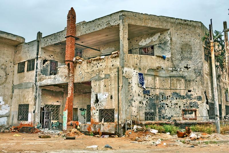 Хомс — Баба Амру