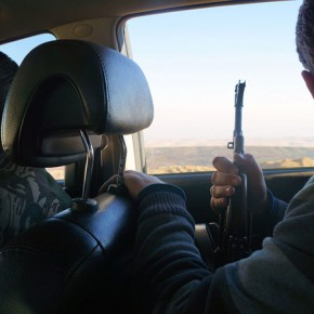 Сирийский Калямун - центр сражений с боевиками.