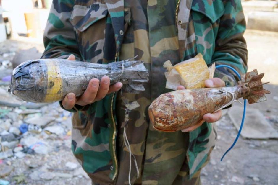 Сирийские будни Анхар Кочневой (продолжение)