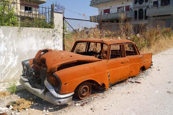 Сирийские повстанцы массово сдают оружие
