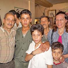 В Хомсе прорвали «живой щит»