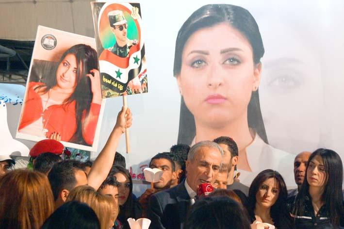 Сирийская журналистка погибла от пули снайпера