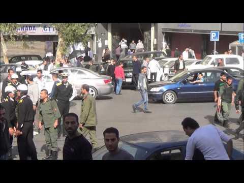 Жизнь в Дамаске: война за каждым углом