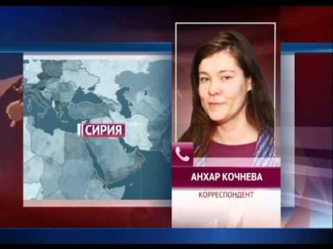 Первый канал Евразия. Новости днем (выпуск от 12.03.2014)