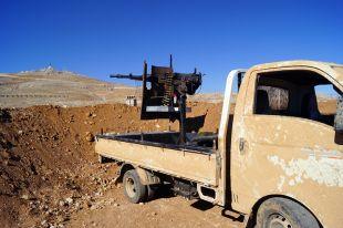 На Восточном фронте без перемен? Репортаж из Сирии.