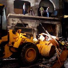 Кровь, пыль и слезы: двойной теракт в Хомсе