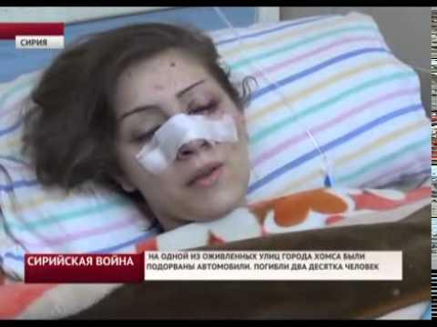 Первый канал Евразия. Новости в субботу (выпуск от 12.04.2014)