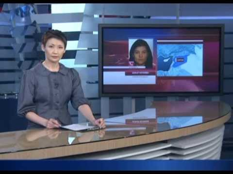 Первый канал Евразия. Новости днем (выпуск от 12.05.2014)