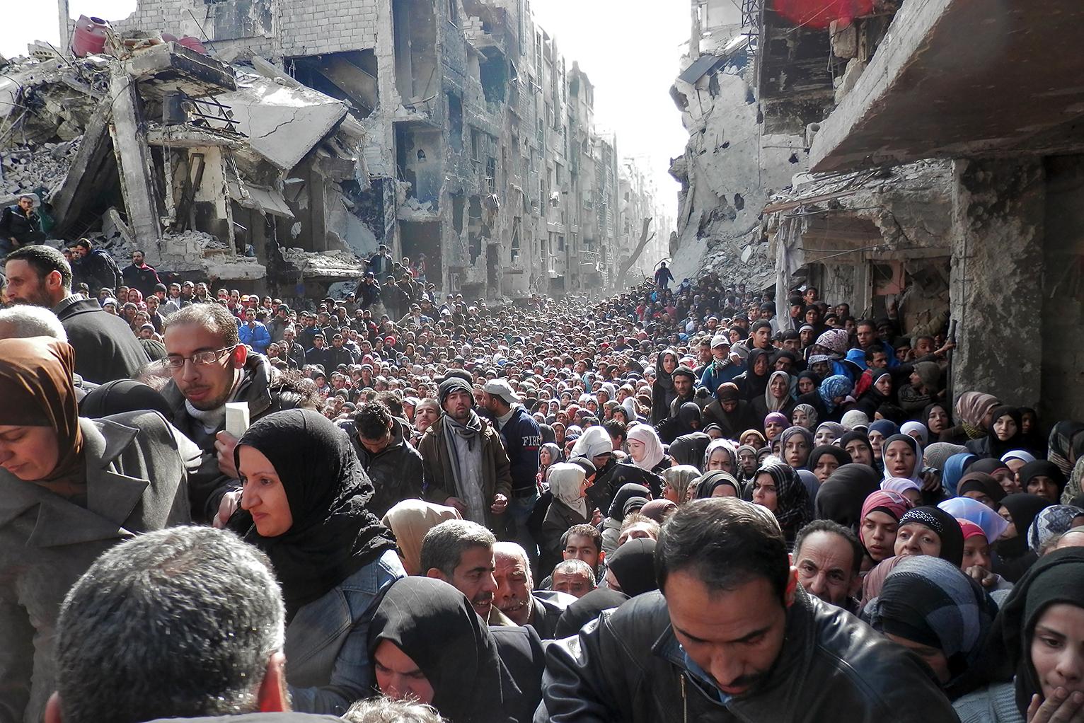 Анхар Кочнева: В Европу сейчас бегут те, кто в Сирии воевал против правительственных войск, убивал и грабил…