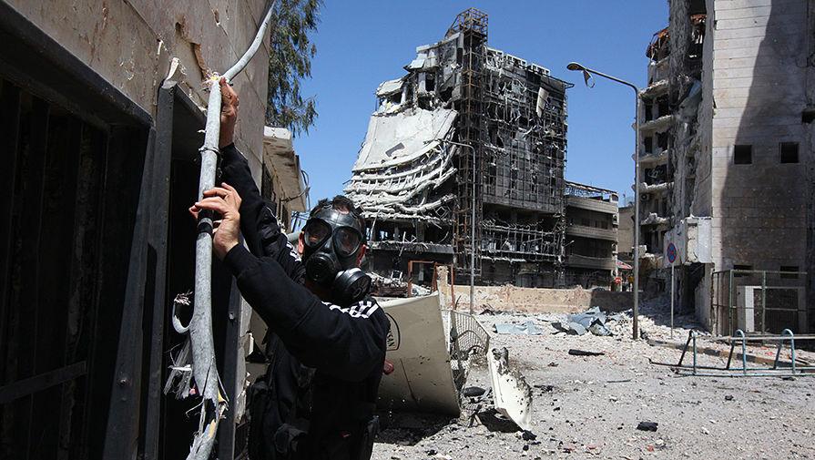 Поддержка для свободной Сирии