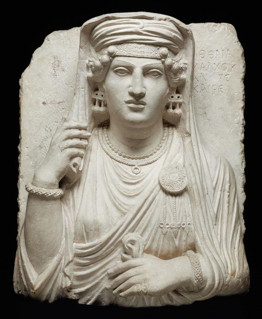 Под Пальмирой нашли схрон с музейными ценностями