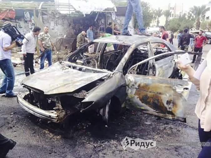 Теракт в Сирии мог стать кровавым «приветом» Москве