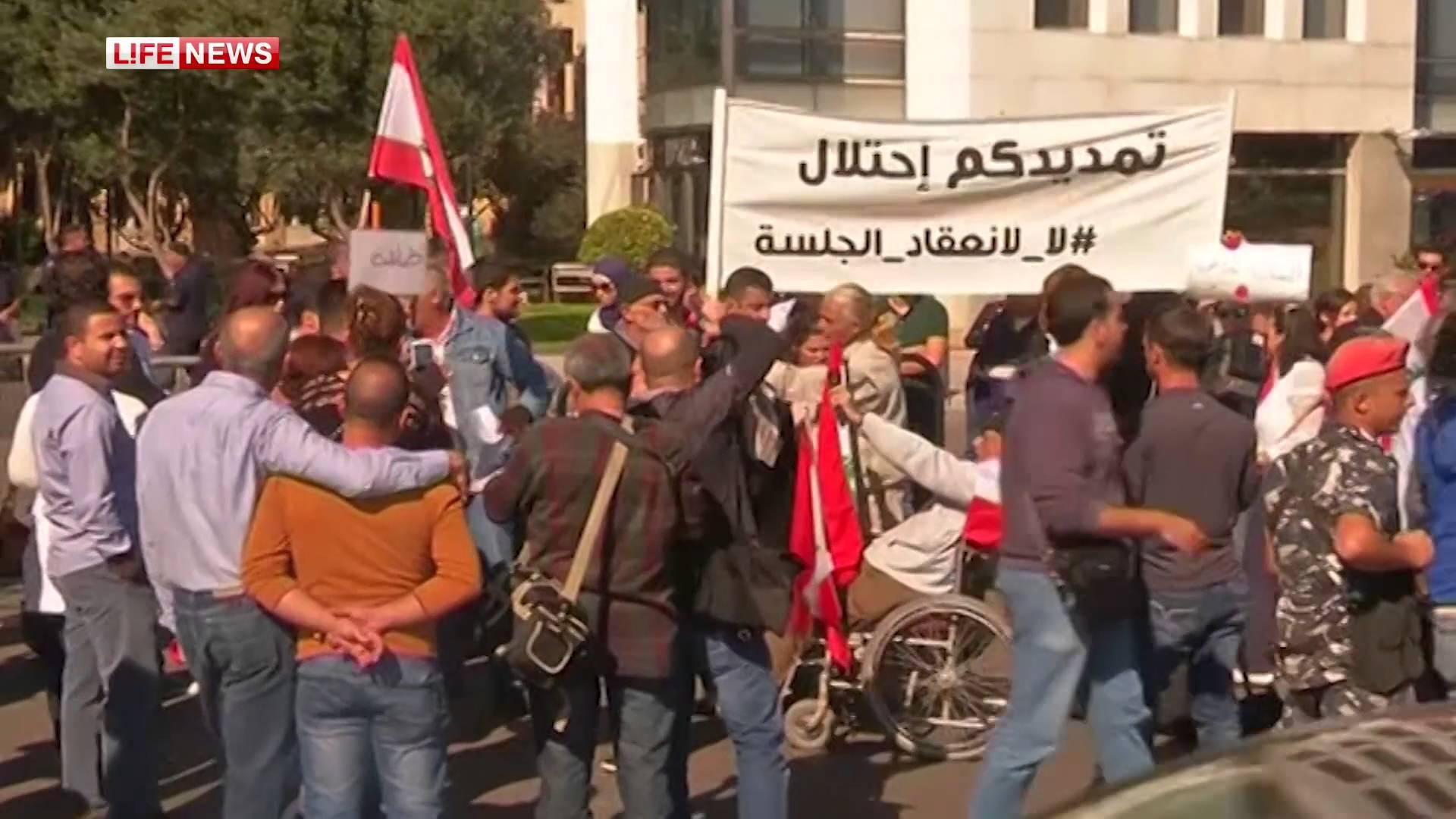 Ливан. Выборы президента