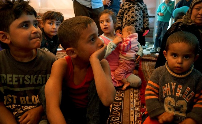 »Kids who lived in tent did not wake up having died from cold»: life of Syrian refugees in Lebanon