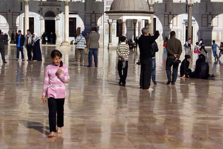 Весенняя Сирия осталась без туристов
