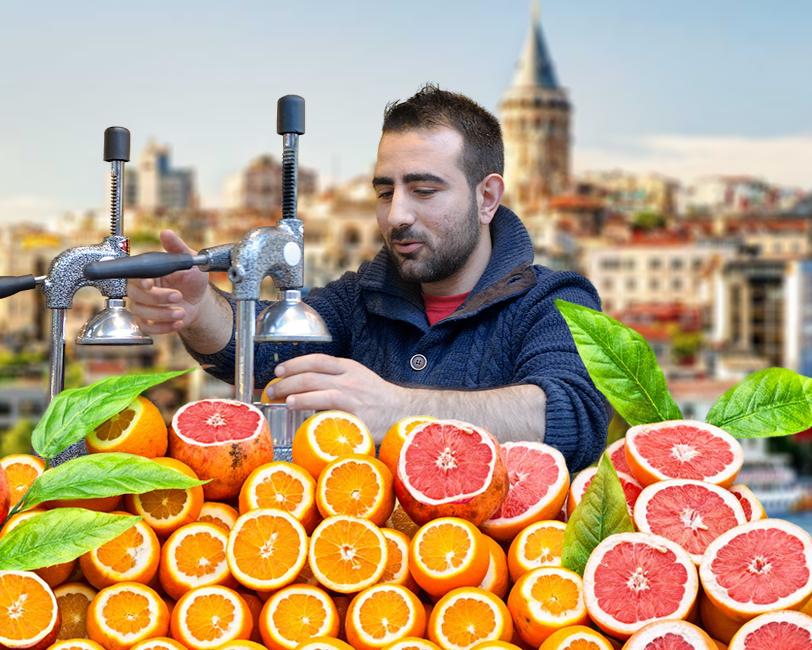 Как выжать максимум из стыковки в Стамбуле