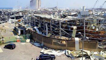 Битое стекло, вой сирен и тысячи раненых: Бейрут глазами очевидца «Реального времени»