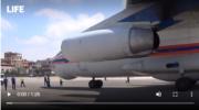 Российские спасатели и медики закончили гуманитарную операцию в Бейруте — видео