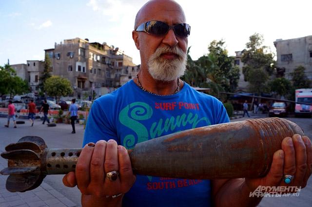 Дамаск в осаде. Почему мировые СМИ молчат о том, что происходит в Сирии?