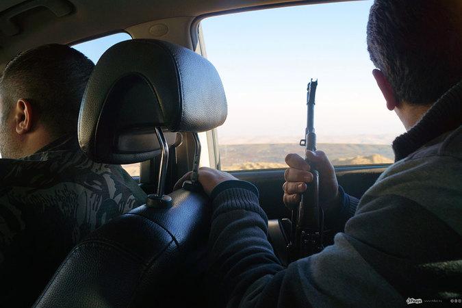 Сирийский Калямун — центр сражений с боевиками.